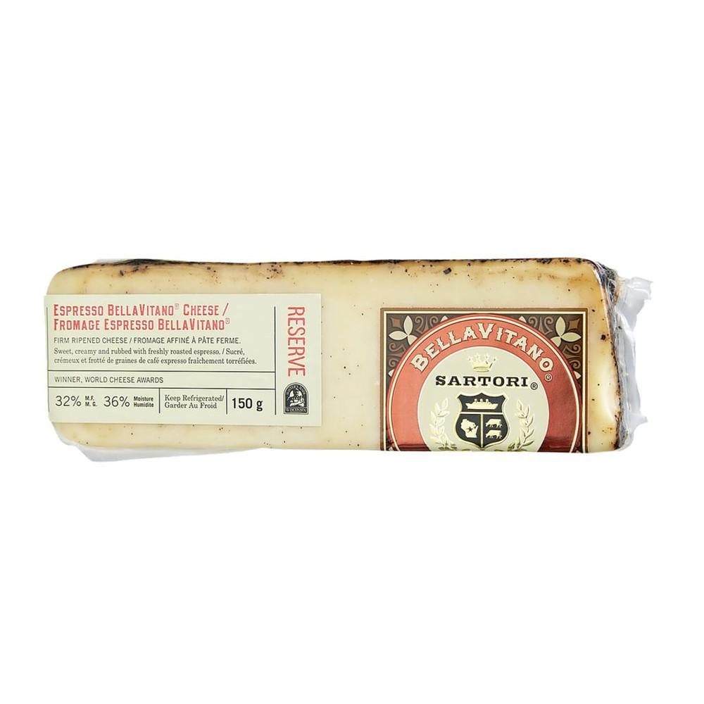Espresso cheese