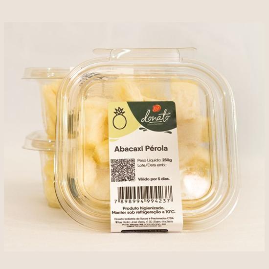 Abacaxi picado Donato 250g