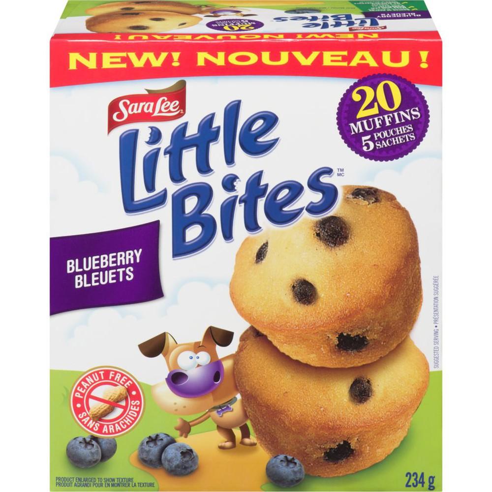 Little Bites, Blueberry