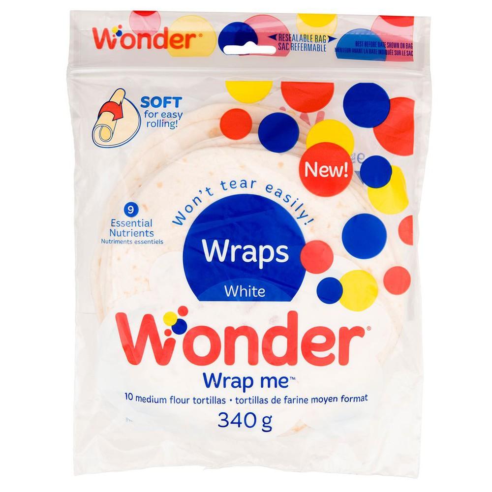 Original medium wraps