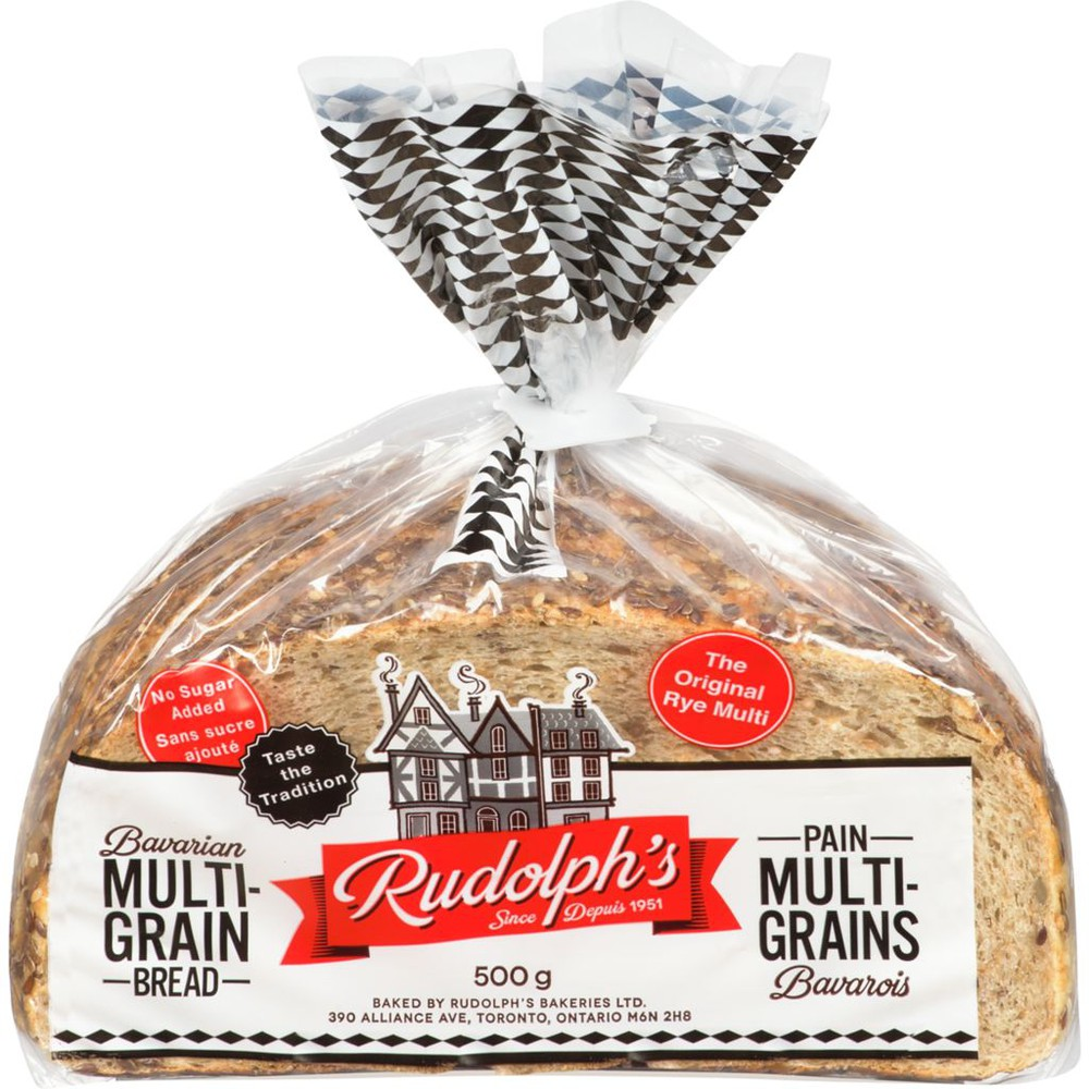 Bavarian Multi-grain Bread