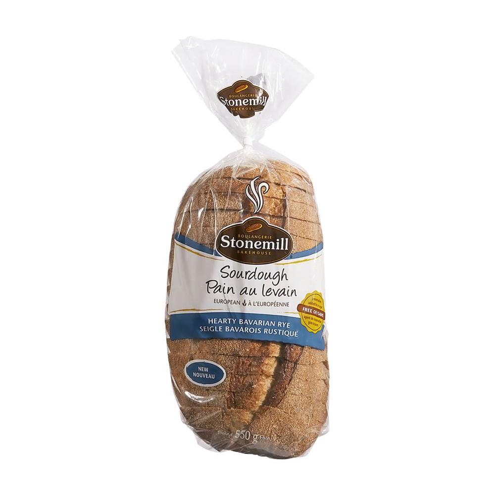 Sourdough Bread, Hearty Bavarian Rye