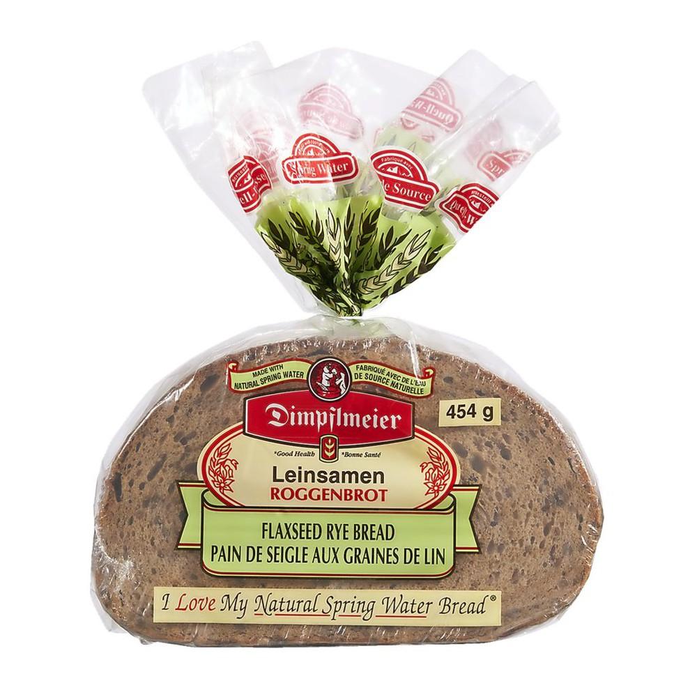 Leinsamen Flaxseed & Rye Bread