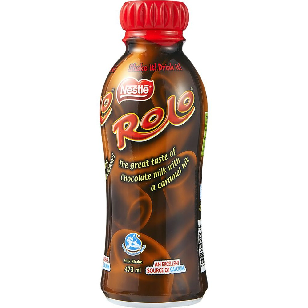 Rolo Milkshake 473 mL