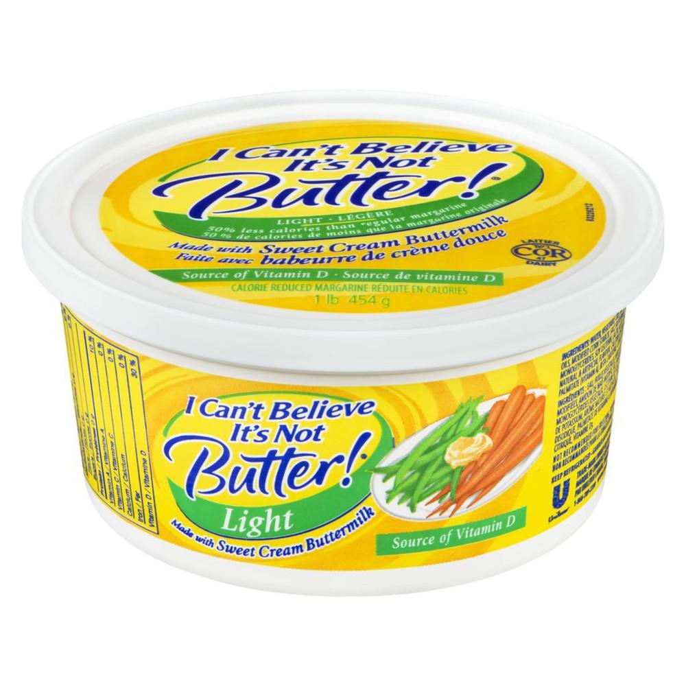 Margarine, Light
