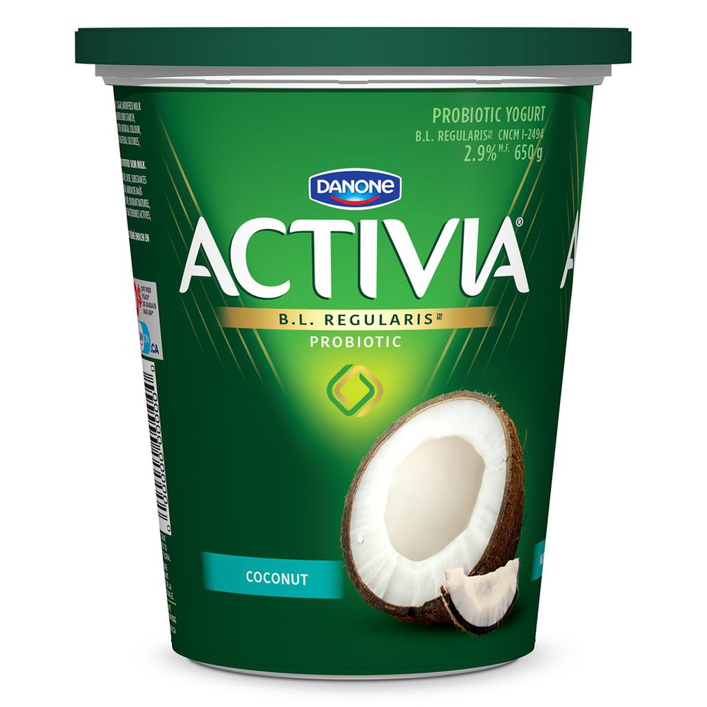 Coconut 2.9% M.F. Probiotic Yogurt,650g