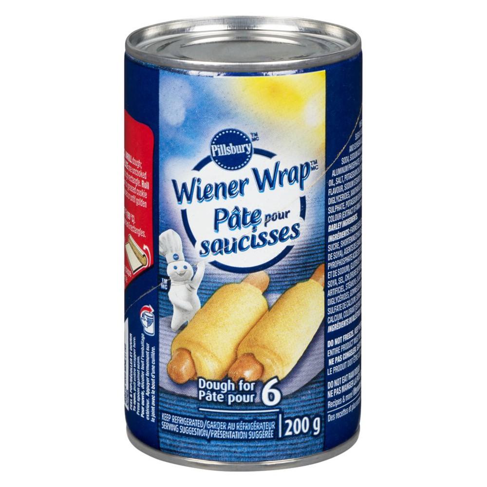 Wiener Wrap, Regular