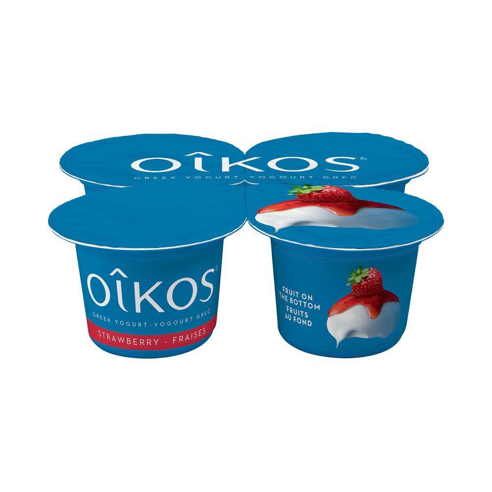 Greek strawberry yogurt 2%
