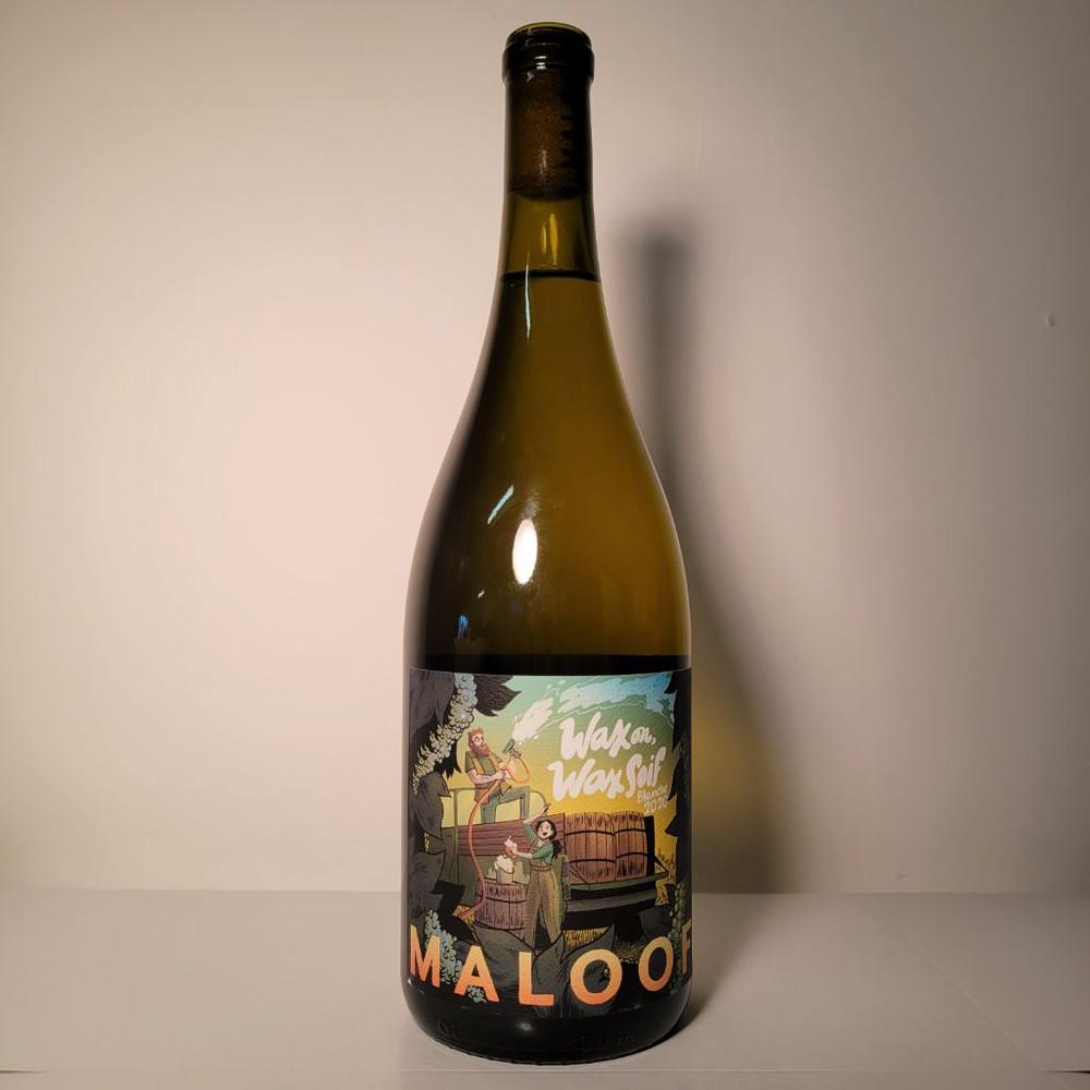 Maloof Wax on Wax