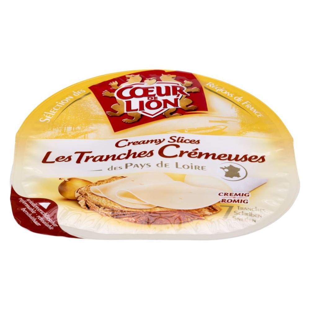 Creamy Brie, Sliced