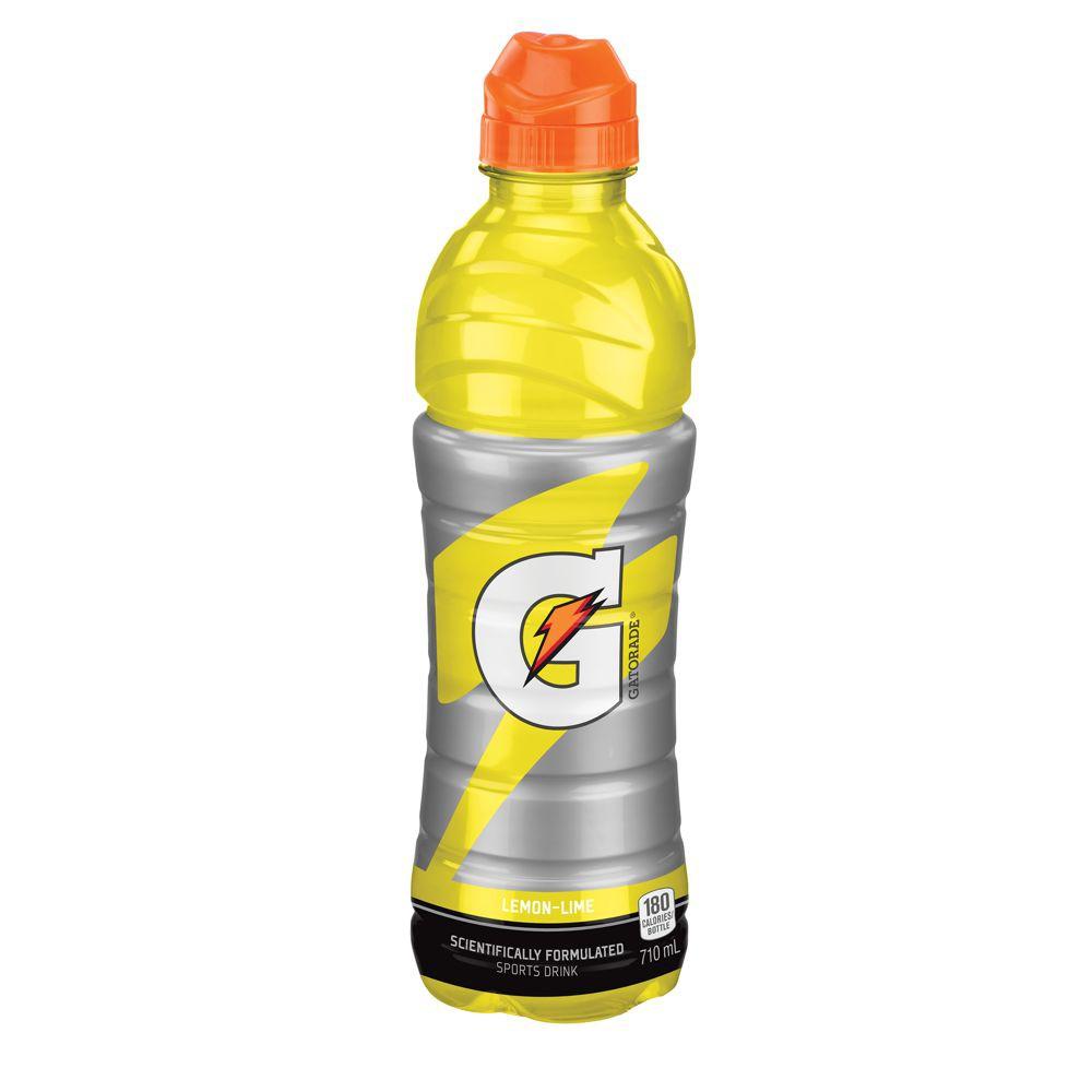 Sports drink lemon lime sports drink