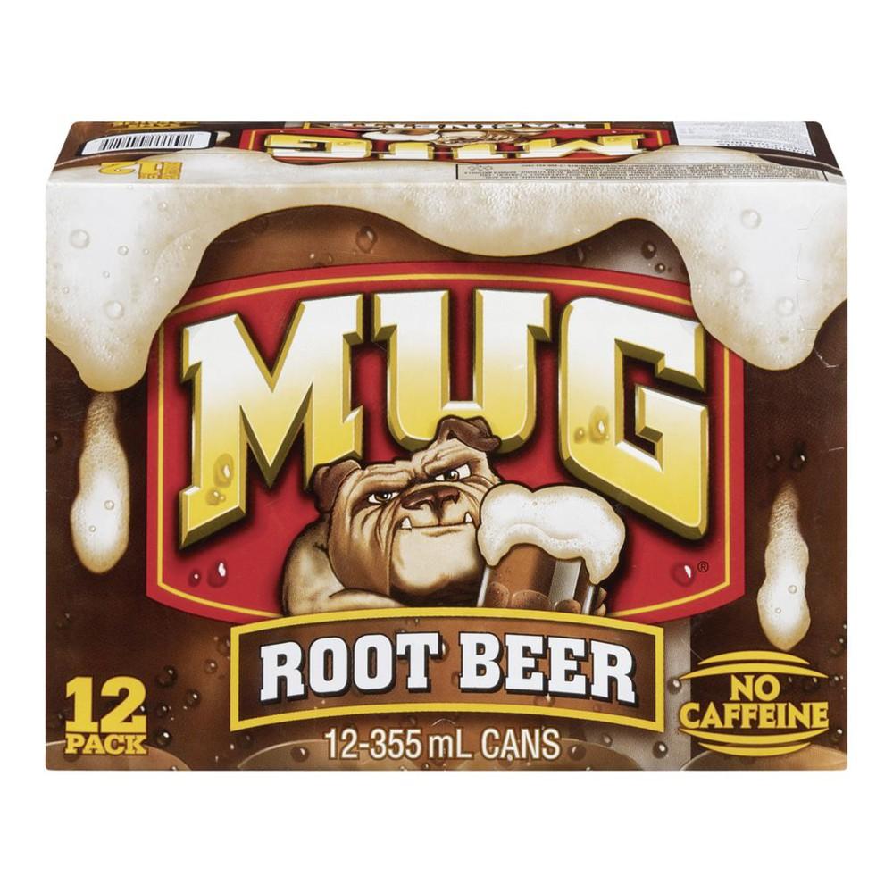 Mug Root Beer Soda (Case)
