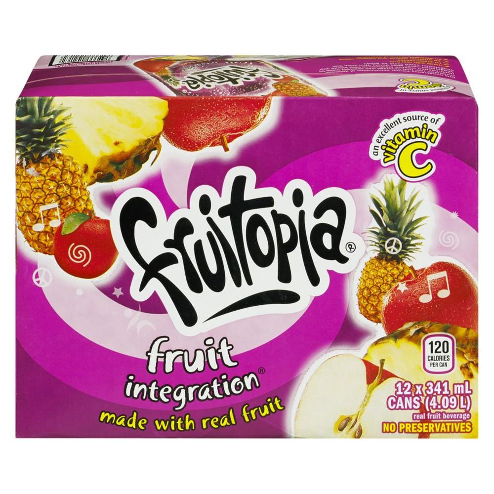Fruit Integration (Case)
