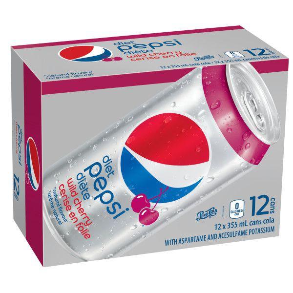 Diet wild cola