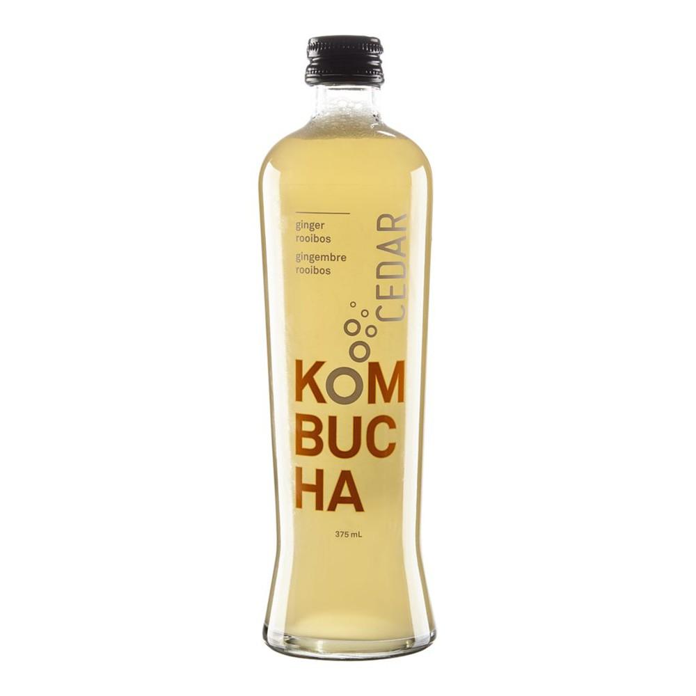 Organic Kombucha, Ginseng Rooibos