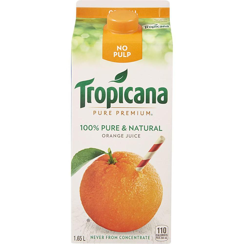 Original Orange Juice (No Pulp)