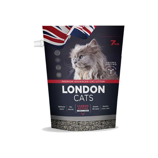 Arena london cats odor seal carbon 7kg