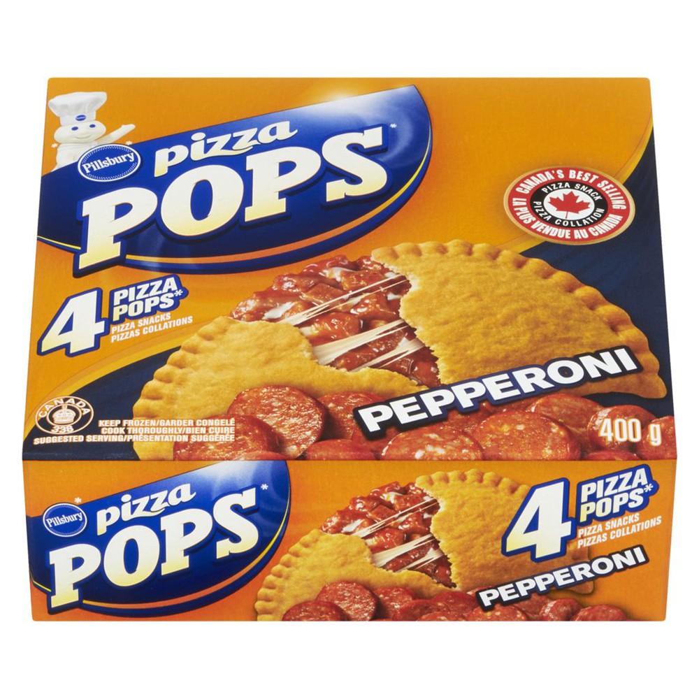 Pizza Pops, Pepperoni