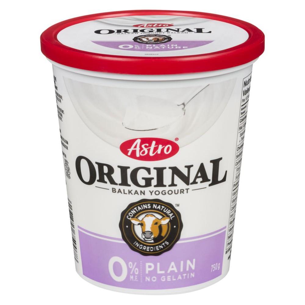 Original Balkan Style Yogurt, Plain 0%