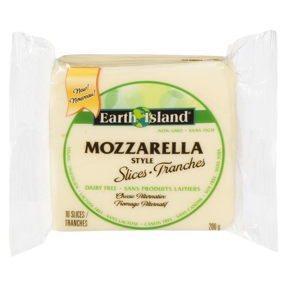 Earth Island Mozzarella Slices