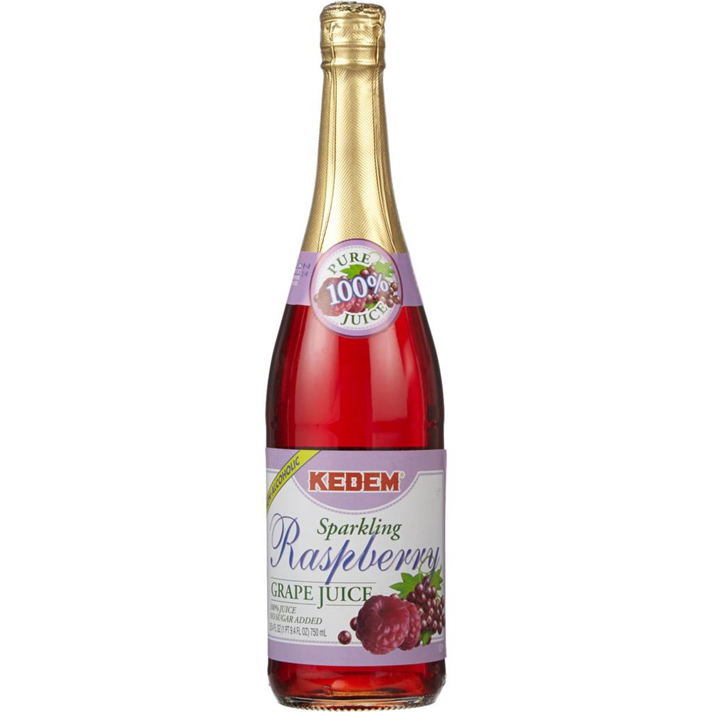 Grape Juice Sparkling Raspberry