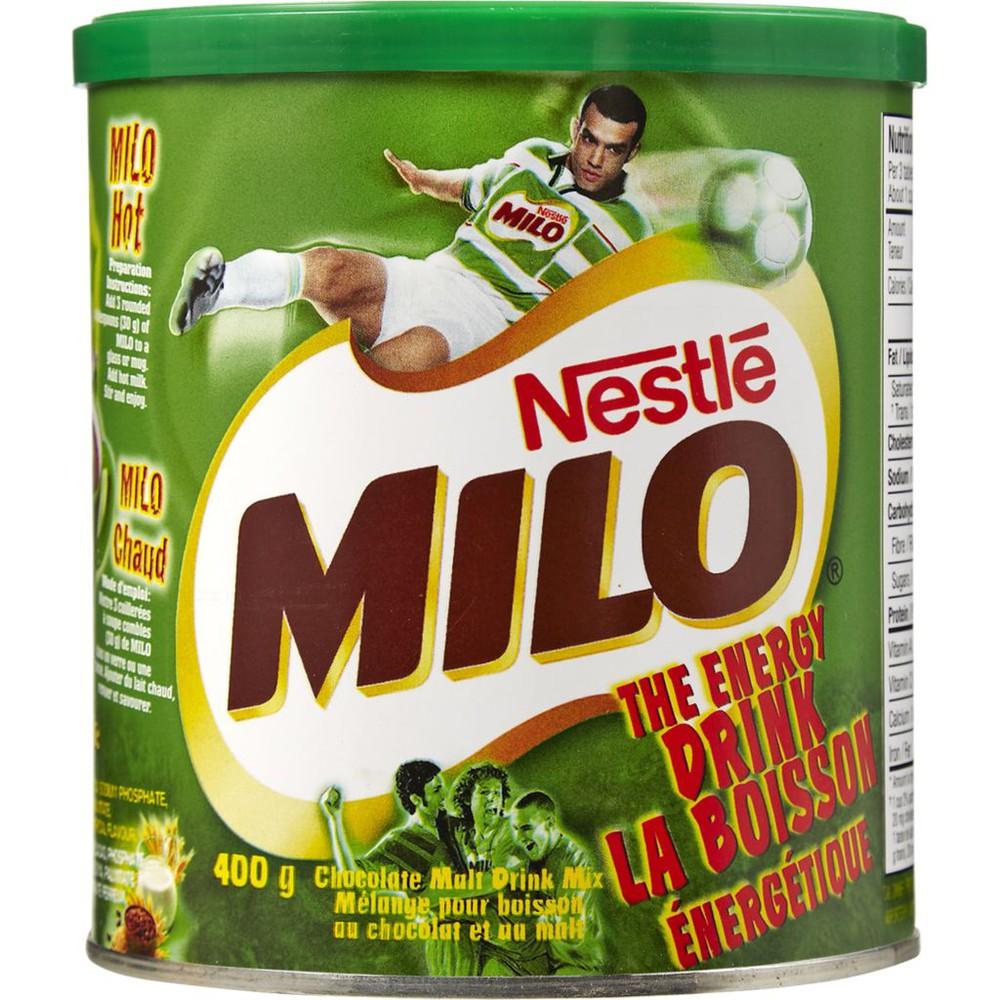 Milo, Chocolate Flavoured Drink Mix