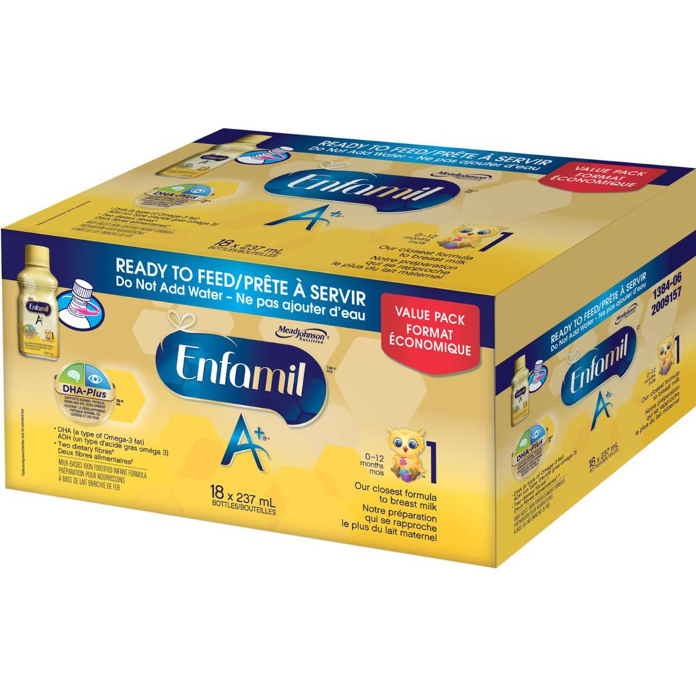 A+ Infant Formula Ready To Feed Case (Case)