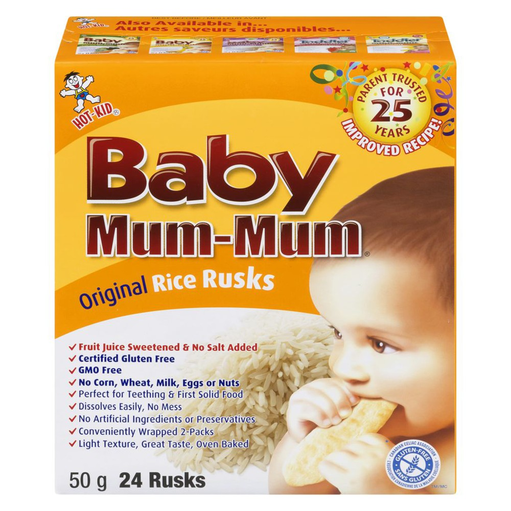 Baby Mum Mum, Original