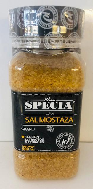 Sal mostaza 250 g