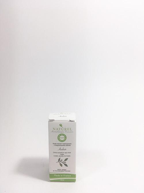 Aceite esencial azahar Frasco gotario 5 ml.