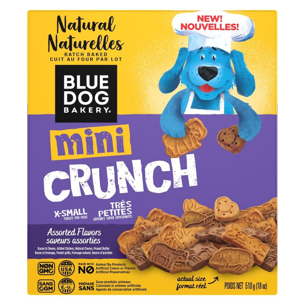 Mini crunch assorted dog  biscuits