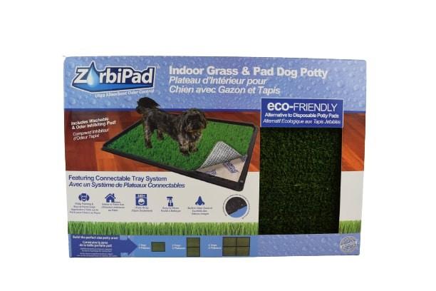 Indoor grass & dog potty