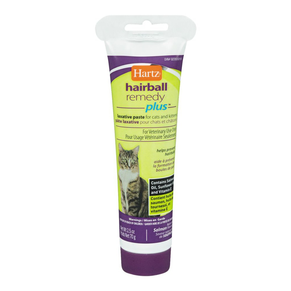 Hairball Remedy Plus Laxative Paste for Cats and Kittens