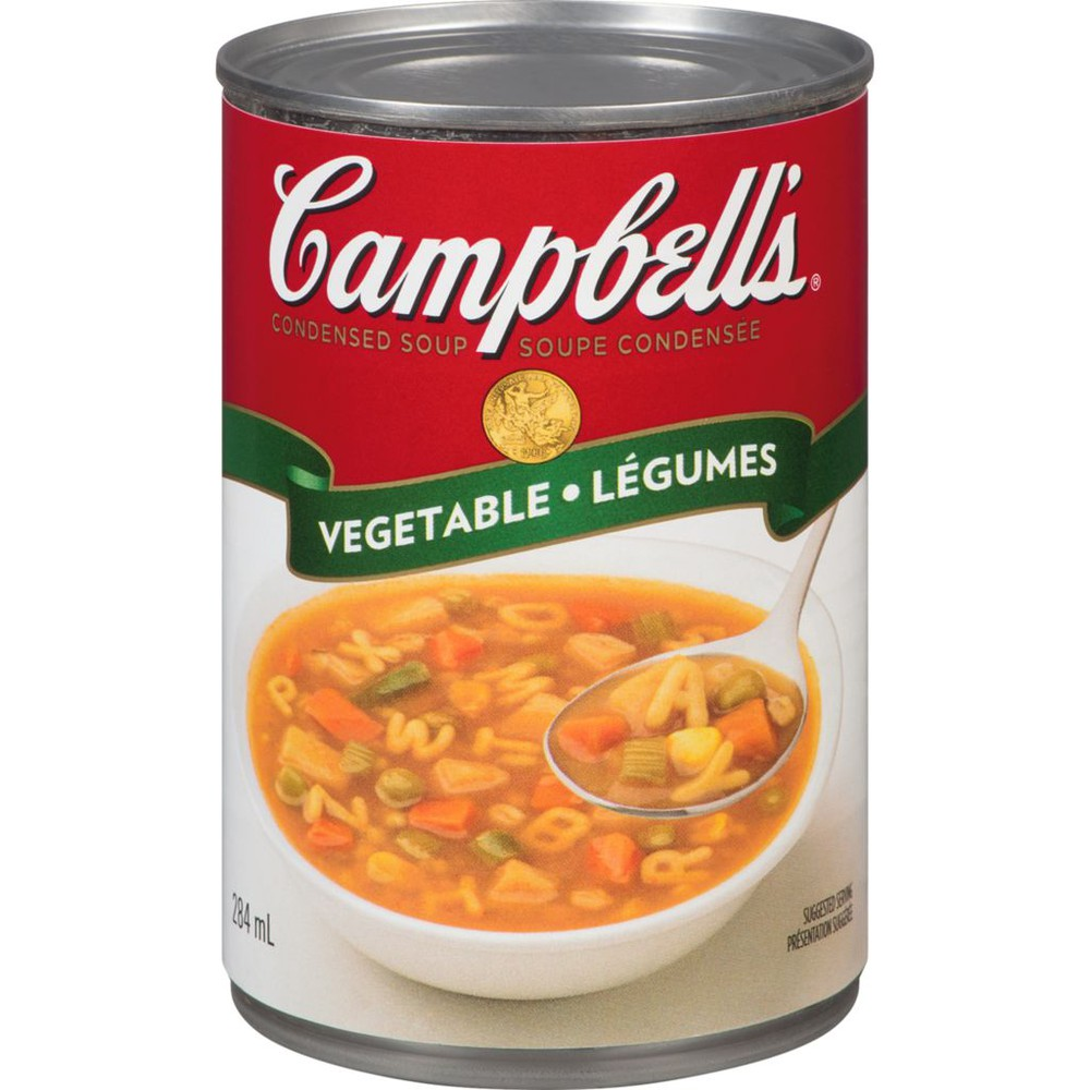 Soup, Condensed Vegetable Soup