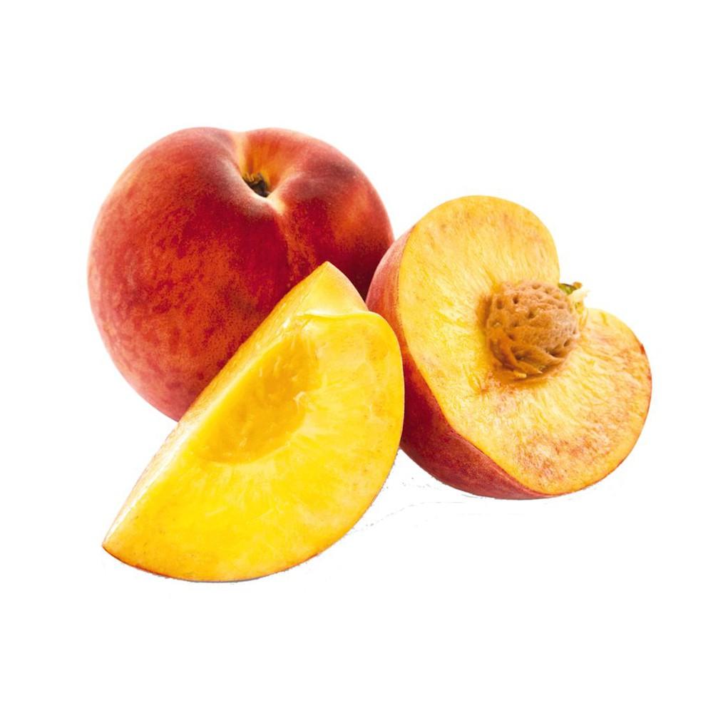 Yellow peaches Price per kg, unit: 200 g aprox.