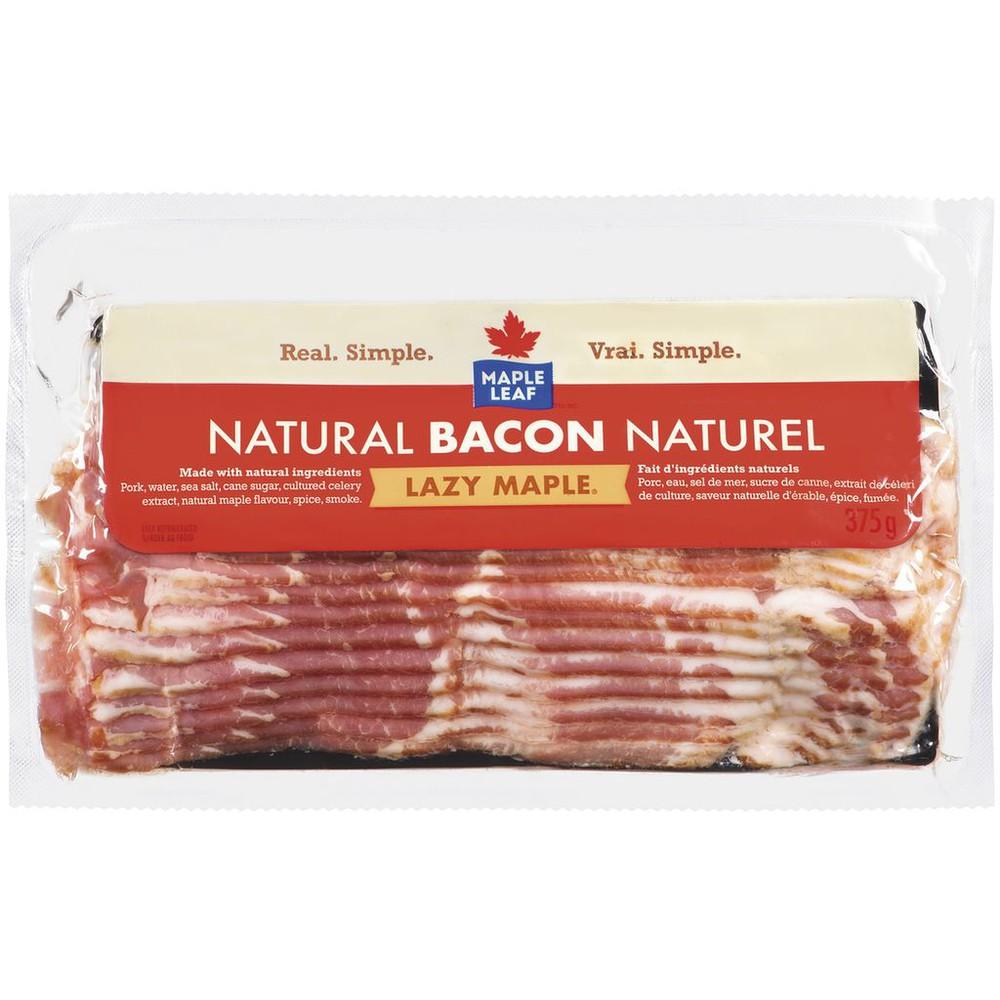 Lazy Maple Bacon