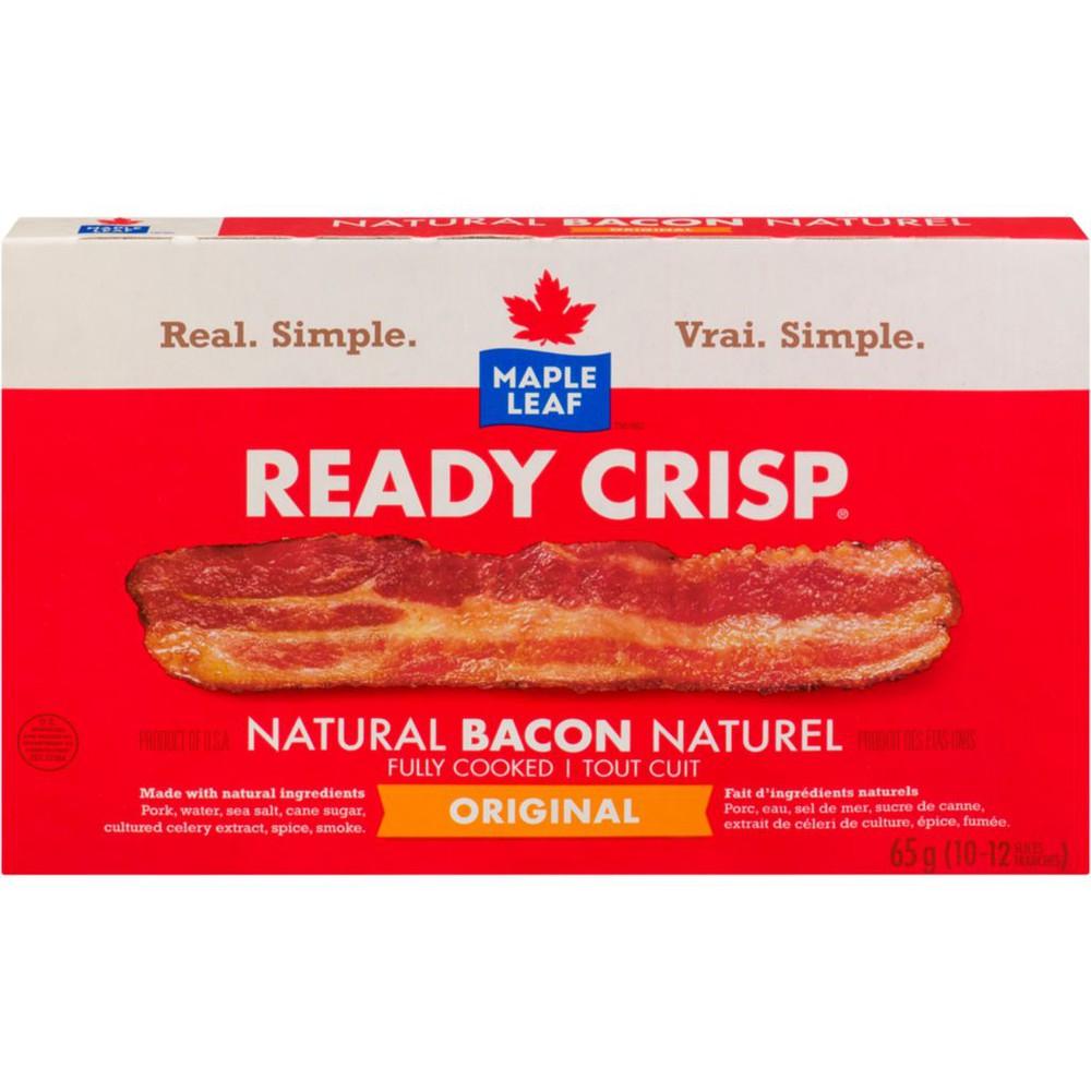 Ready Crisp Bacon