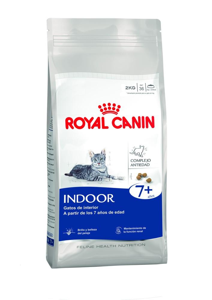 Indoor 7+ felino 1,5 kg Bolsa 1,5 kg