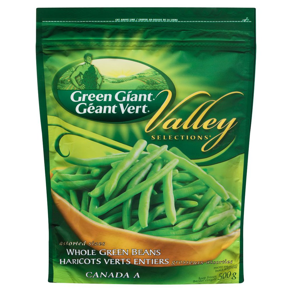 Valley whole green beans