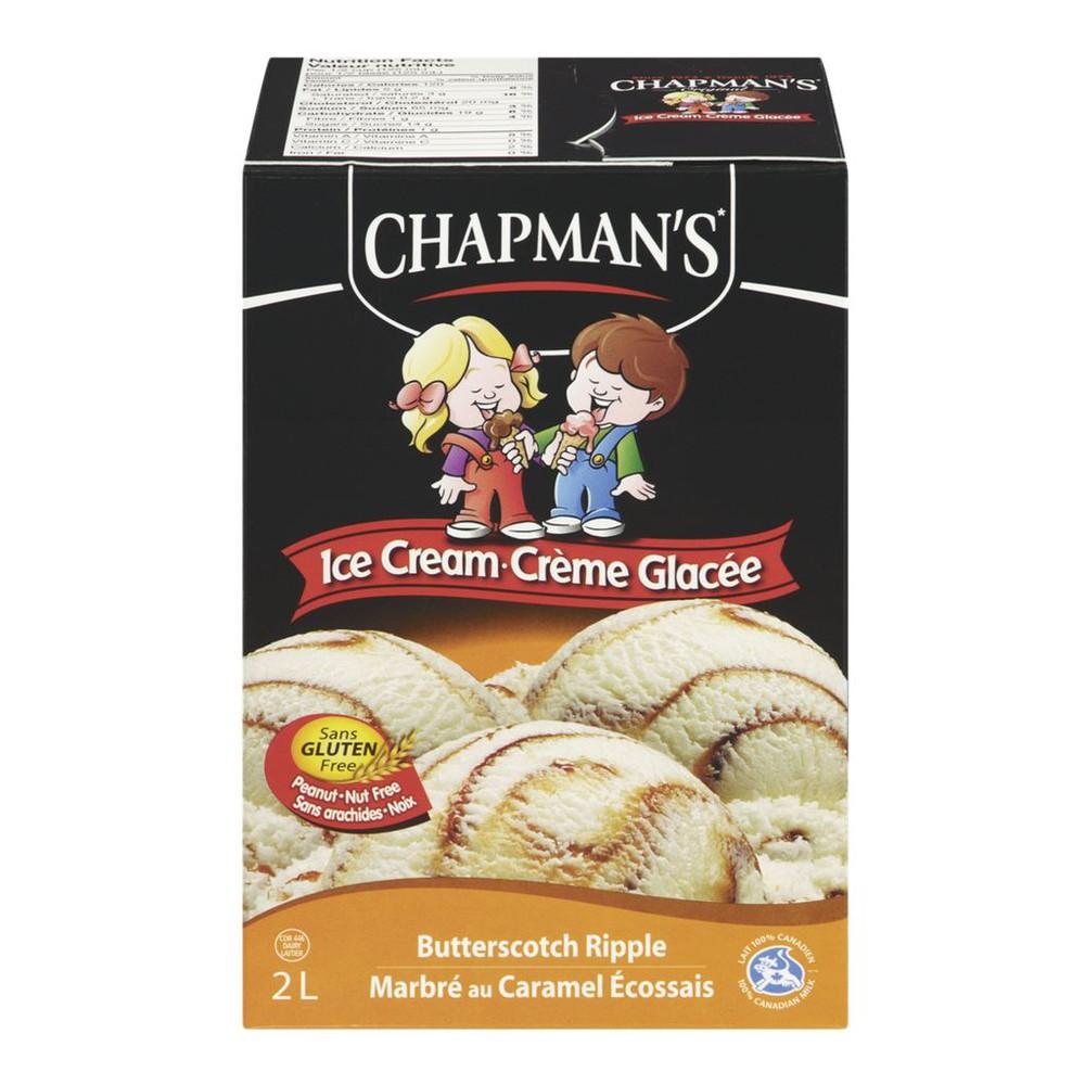 Ice Cream, Original Butterscotch Ripple