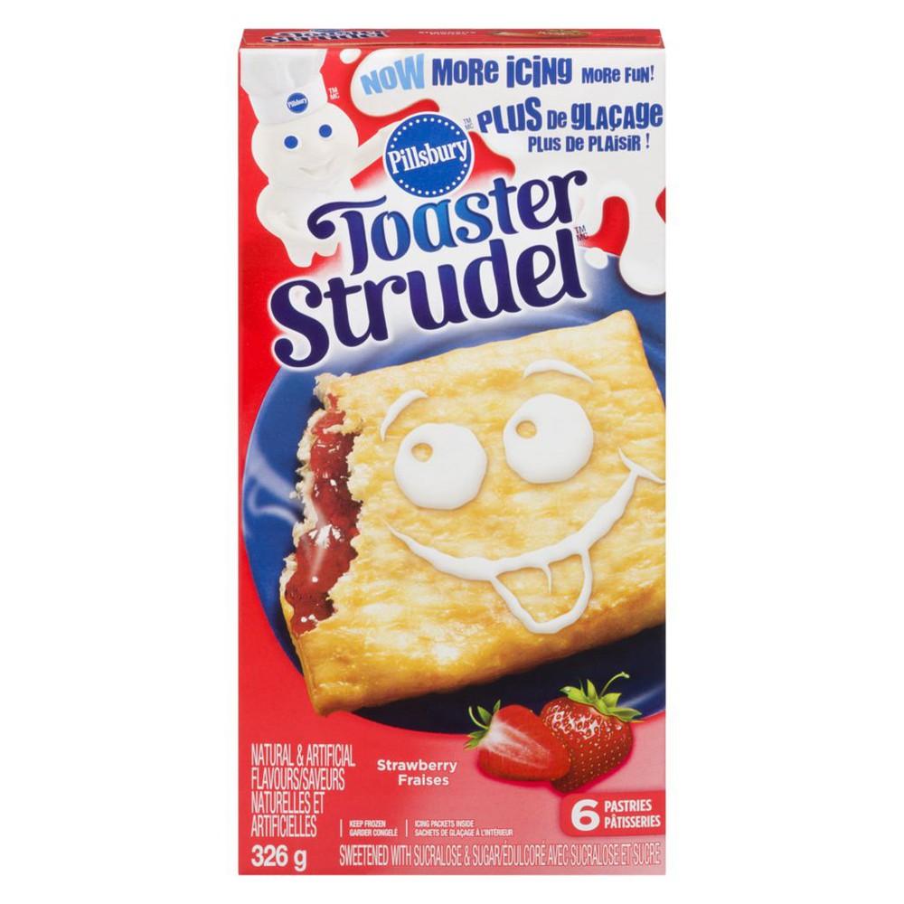 Toaster Strudel, Strawberry
