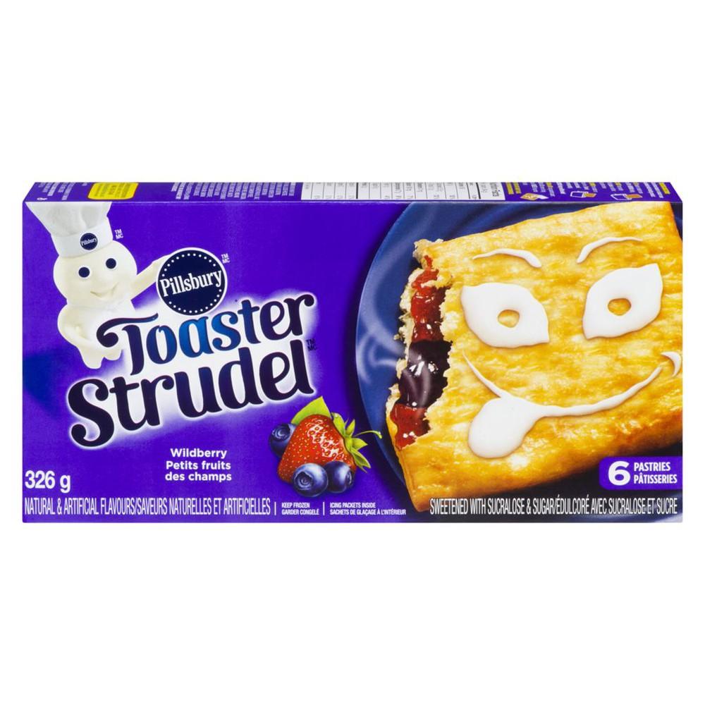 Toaster Strudel, Wildberry