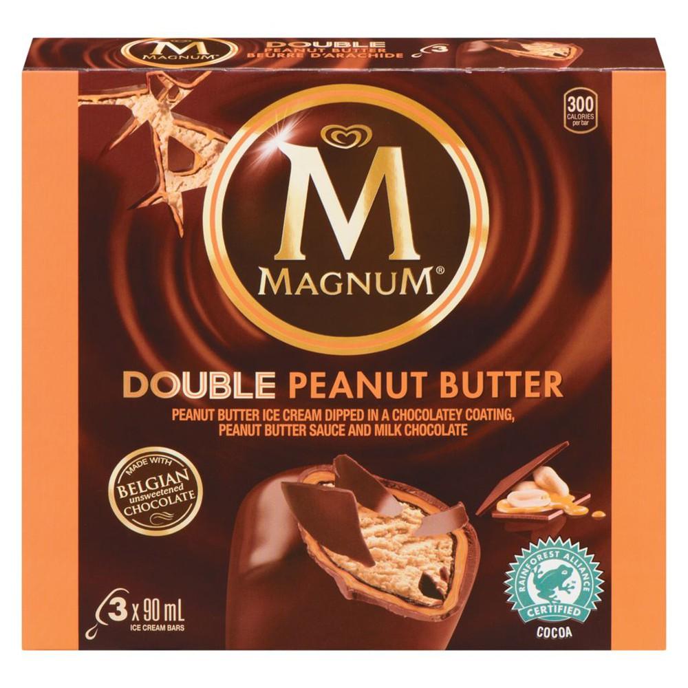 Ice Cream Bars, Double Peanut Butter