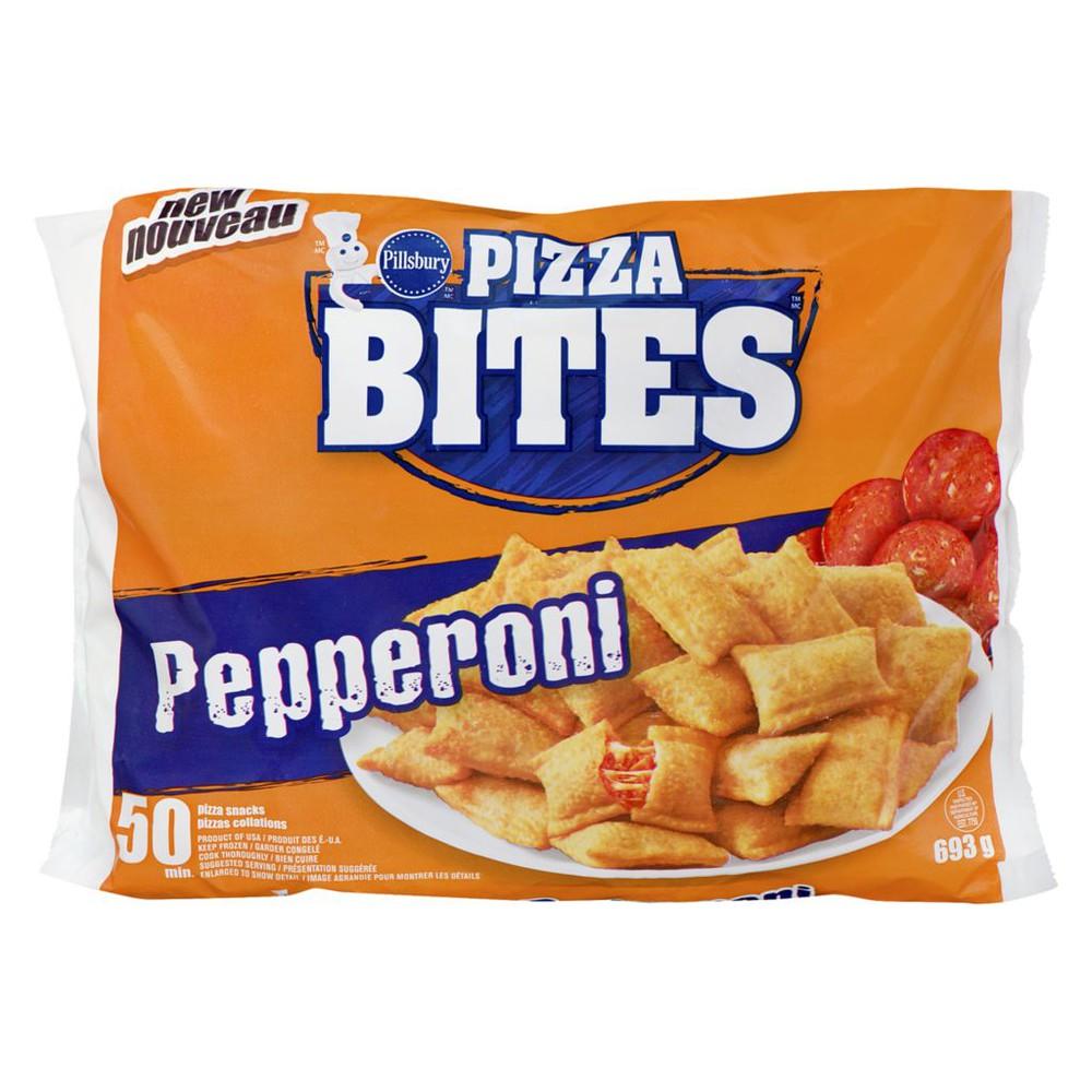 Pizza Bites Pepperoni Snacks