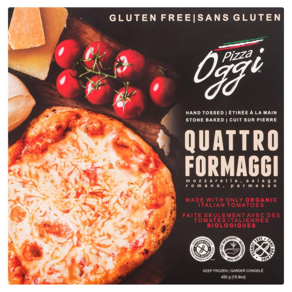 Pizza Oggi quattro formaggi