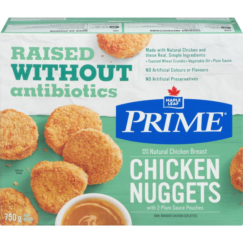 Prime Chicken Nuggets