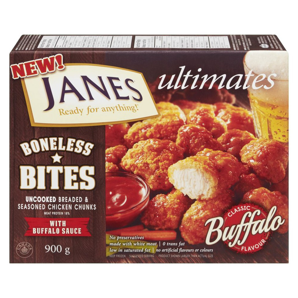 Boneless Chicken Bites, Buffalo