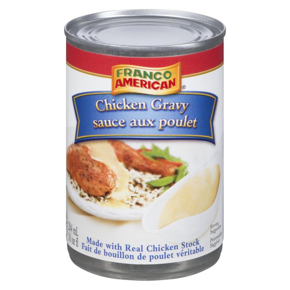 Franco American Chicken Gravy