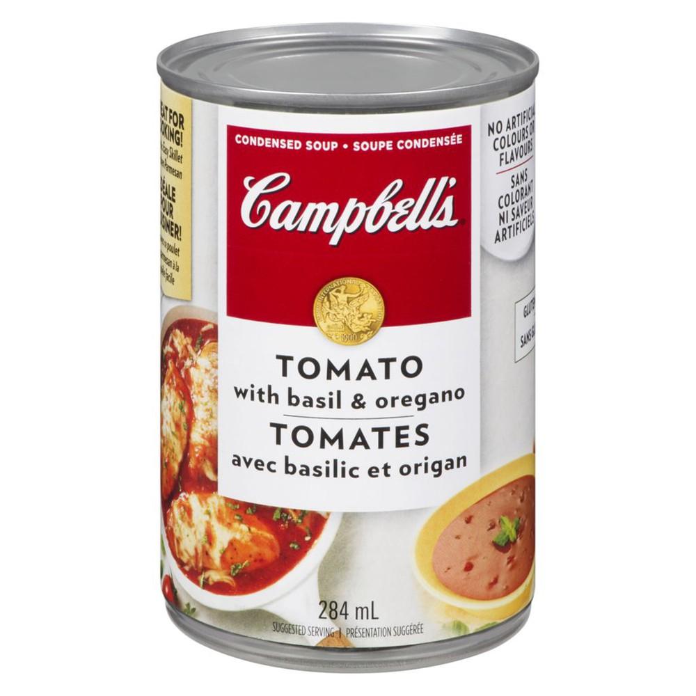 Condensed Tomato with Basil and Oregano