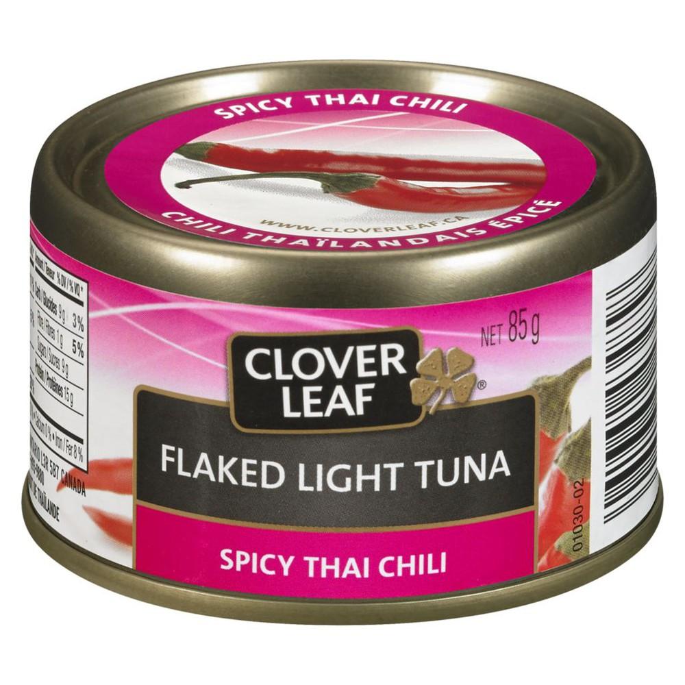 Flaked Light Tuna, Spicy Thai Chili